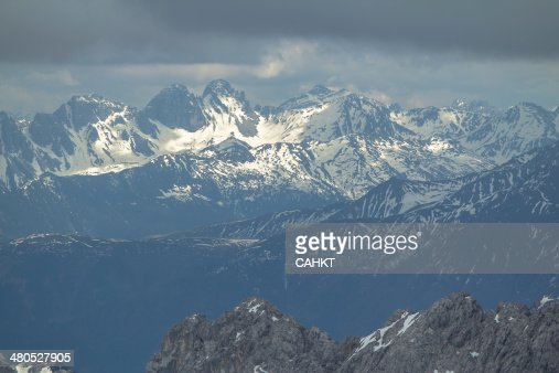 Zugspitze : Photo