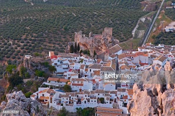 Zuheros castle sierra de la subbetica cordoba for Andalusia ford motor company