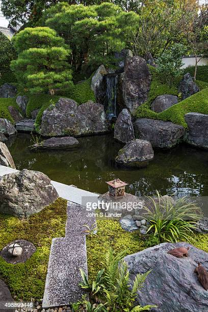 Zuikoin is a subtemple of Manpukuji featuring a modern zen garden surrounding the small temples main hall The small garden is special for its unique...