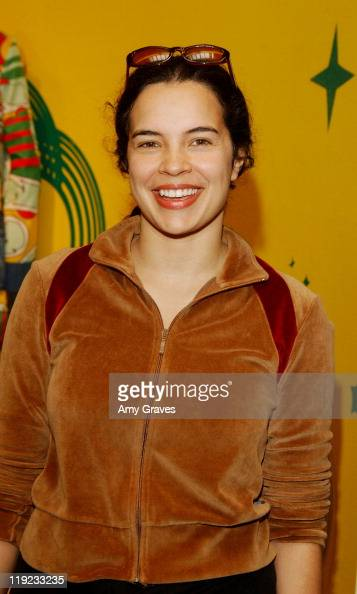 Zuleikha Robinson at Diesel House Los Angeles during 'Loads of Love' at the Diesel House in West Hollywood California United States