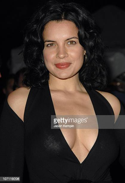 Zuleikha Robinson during 'Namesake' New York City Premiere March 6 2007 at Chelsea West Cinemas in New York City New York United States
