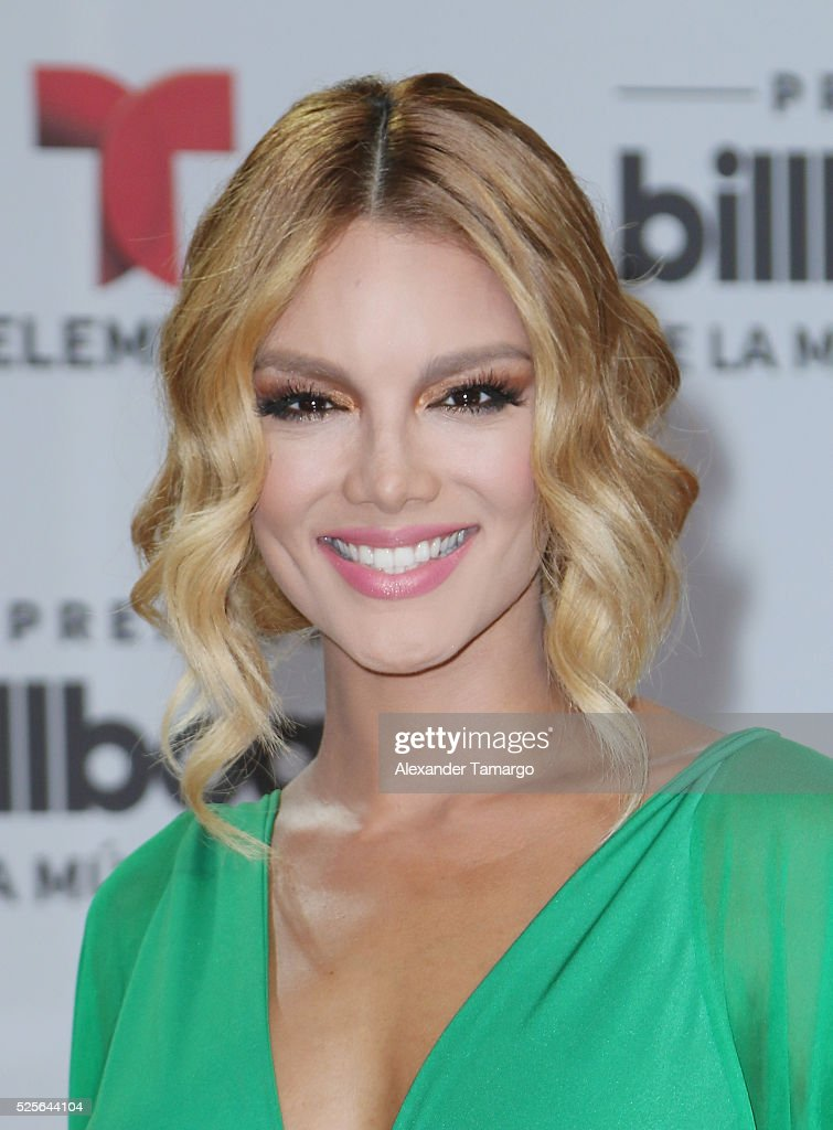 Zuleyka Rivera attends the Billboard Latin Music Awards at Bank United Center on April 28, 2016 in Miami, Florida.
