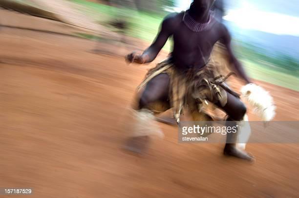 Culture zoulou dancers