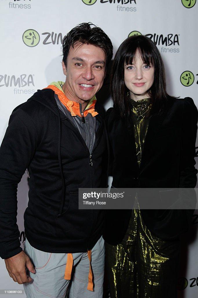 Creator Beto Perez - Zumba class with Barbara
