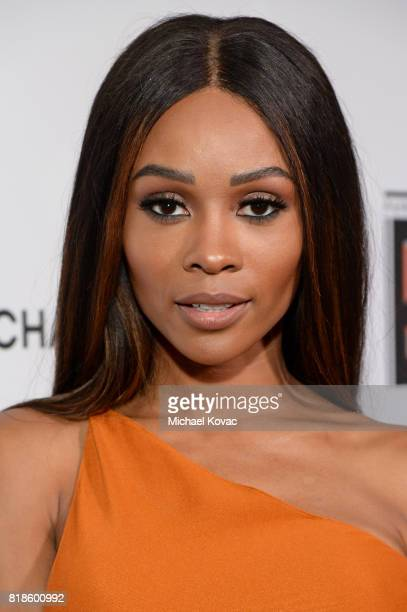 Zuri Hall at Sports Illustrated 2017 Fashionable 50 Celebration at Avenue on July 18 2017 in Los Angeles California