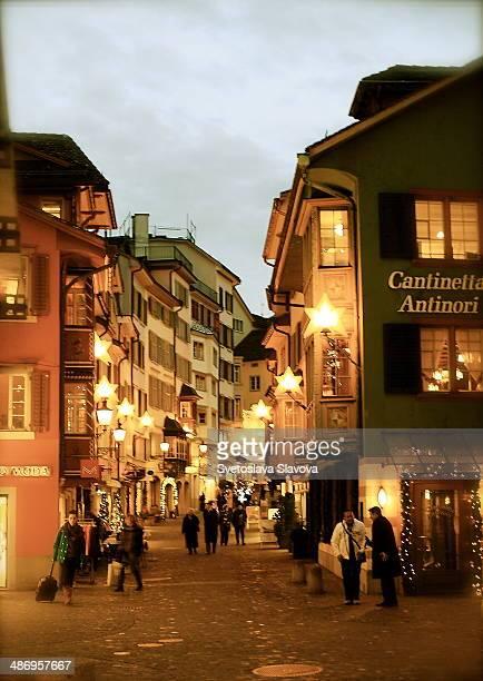 Zurich Augustinergasse
