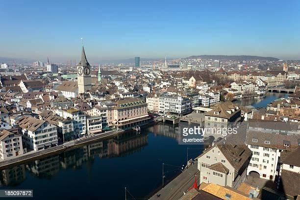 Zurich photos et images de collection getty images for Piscine zurich