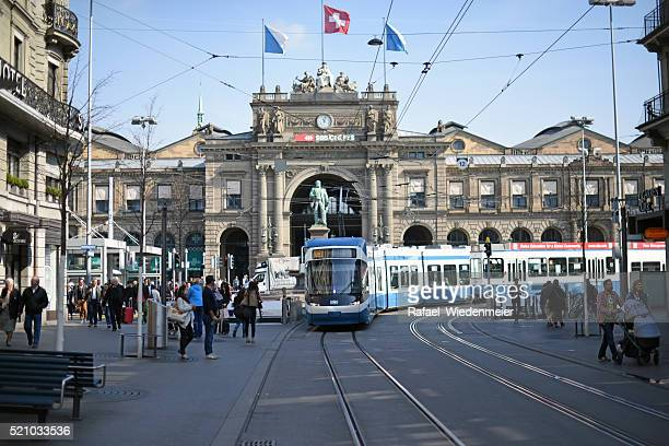 Zurich Main Station