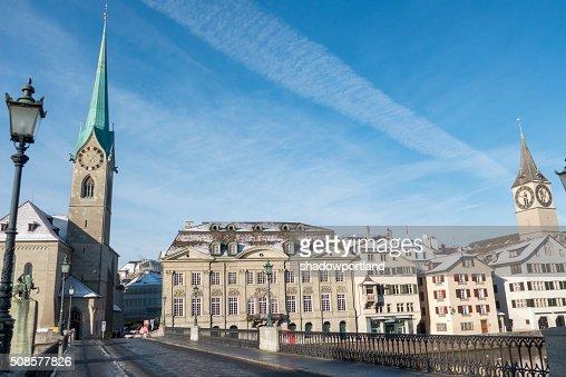 Zürich, Schweiz : Stock-Foto