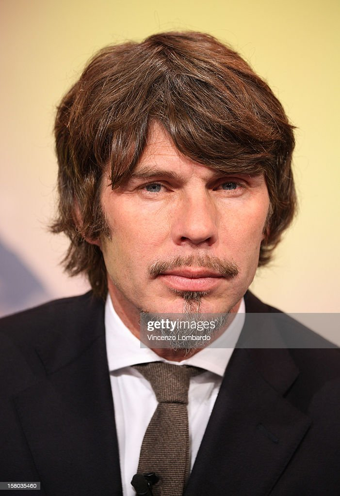 Zvonimir Boban attend 'Cielo Che Gol' Italian TV Show on December 9, 2012 in Milan, Italy.