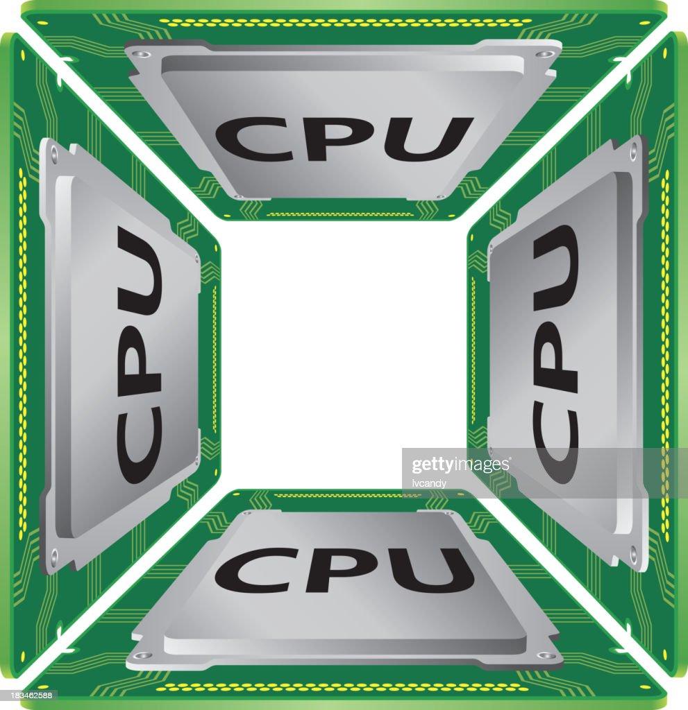 CPU : Vector Art