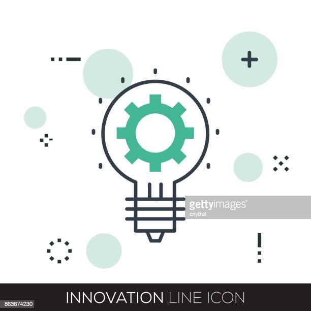 INNOVATION LINE ICON