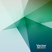 Abstract 3d wire vector background