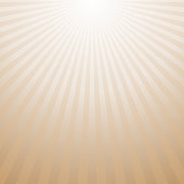 Abstract asymmetrical gradient sunray background design - vector graphic design
