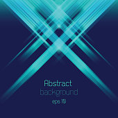 Abstract bacground with rays Vector illustration for your design