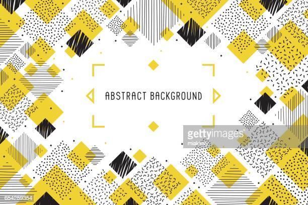 Abstrakt Hintergrund-banner