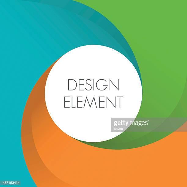 Arrière-plan abstrait Design