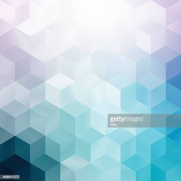 Abstract background in shades of blue and purple