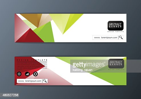 Abstract background modern design, banner template-Vector illustration : Vector Art