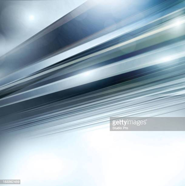 Abstract background of pixelated gray blue & white lines