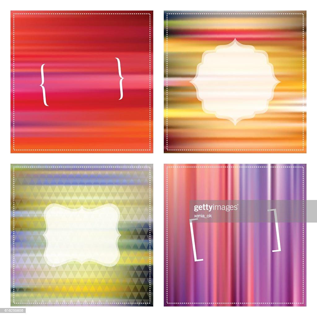 Fondos abstractos : Arte vectorial