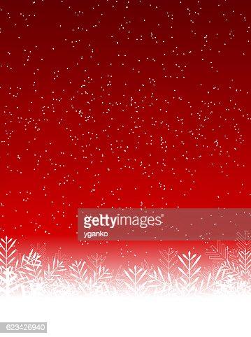 抽象的な美しさのクリスマスと新年のバックグラウンド。ベクトル Illust : ベクトルアート