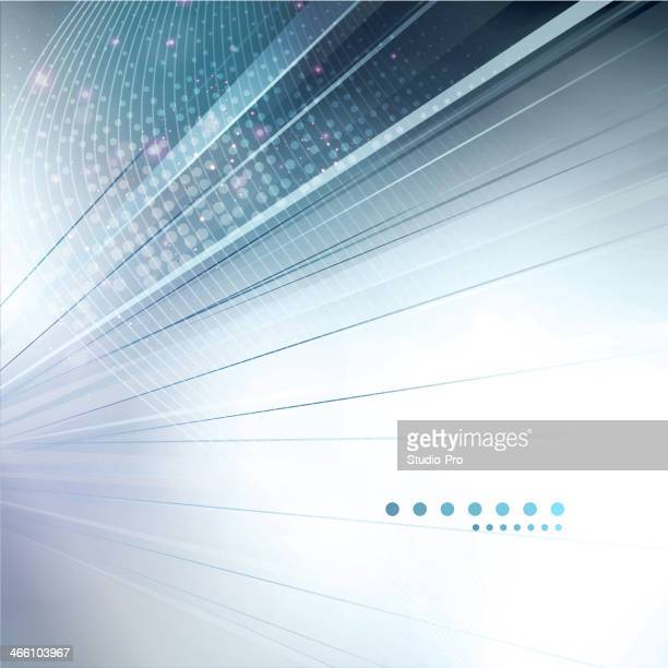 Abstract blue gray starburst background