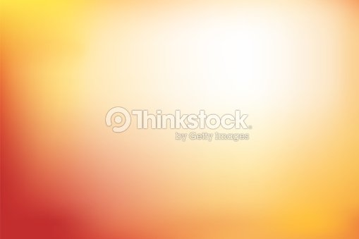 Abstract blurred background in red, orange and yellow tone : stock vector