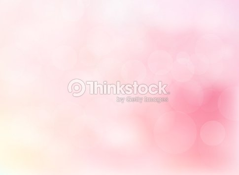 Abstract blurred soft focus bokeh of bright pink color background : stock vector