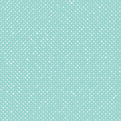 Vector  Abstract Christmas  seamless background with dots