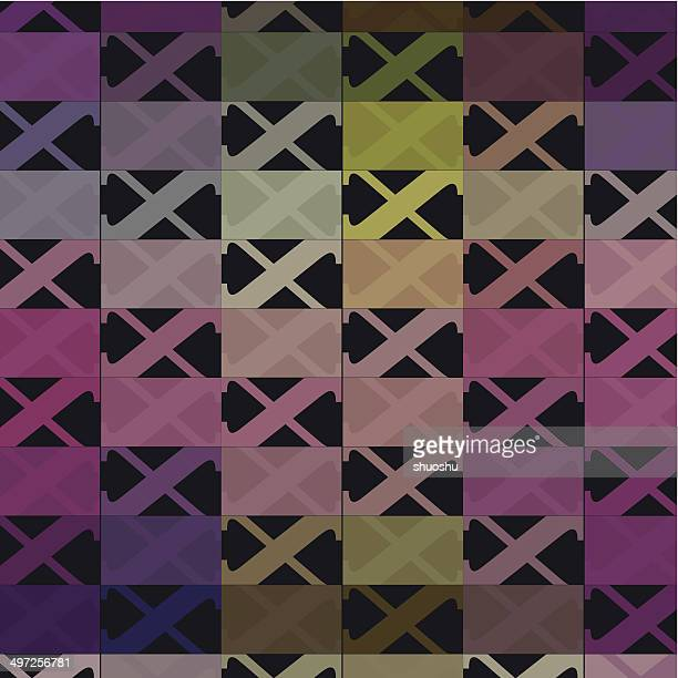 abstract color stripe pattern background