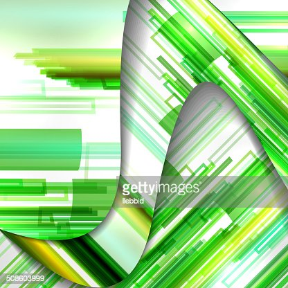 Abstract colorful illustration : Vector Art