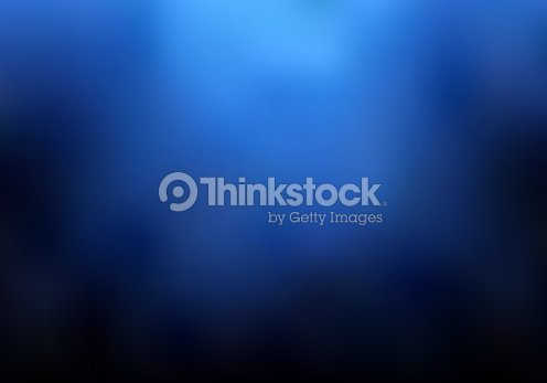 Abstract dark blue blurred background with smoke and copy space : stock vector