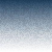 Abstract Dark Blue Technology Background, vector illustration