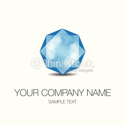 Abstract Diamond Background stock vector - Thinkstock