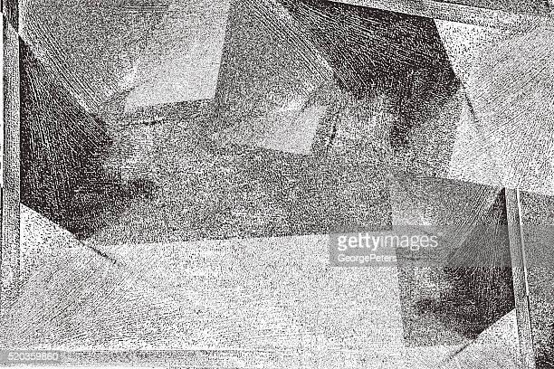 Abstrakte Optik mit strukturiertem Hintergrund mit alle erschöpften-Effekt