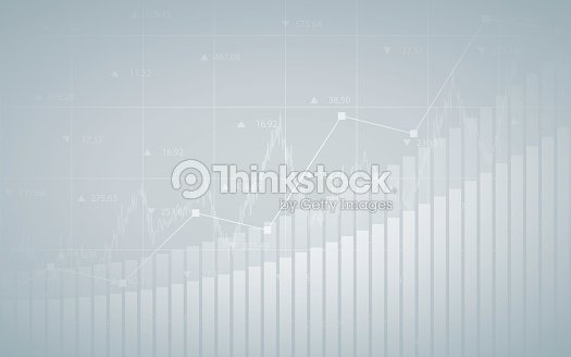 Abstract financial chart with up trend line graph bar chart and abstract financial chart with up trend line graph bar chart and numbers in stock market ccuart Choice Image