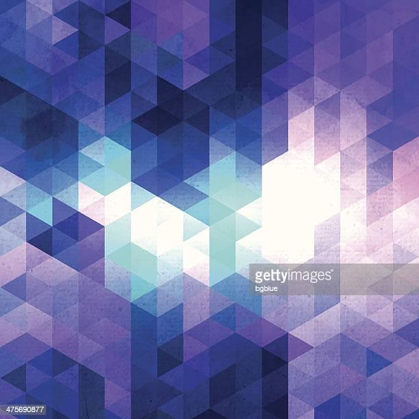 Abstrakte Geometrische Hintergrund
