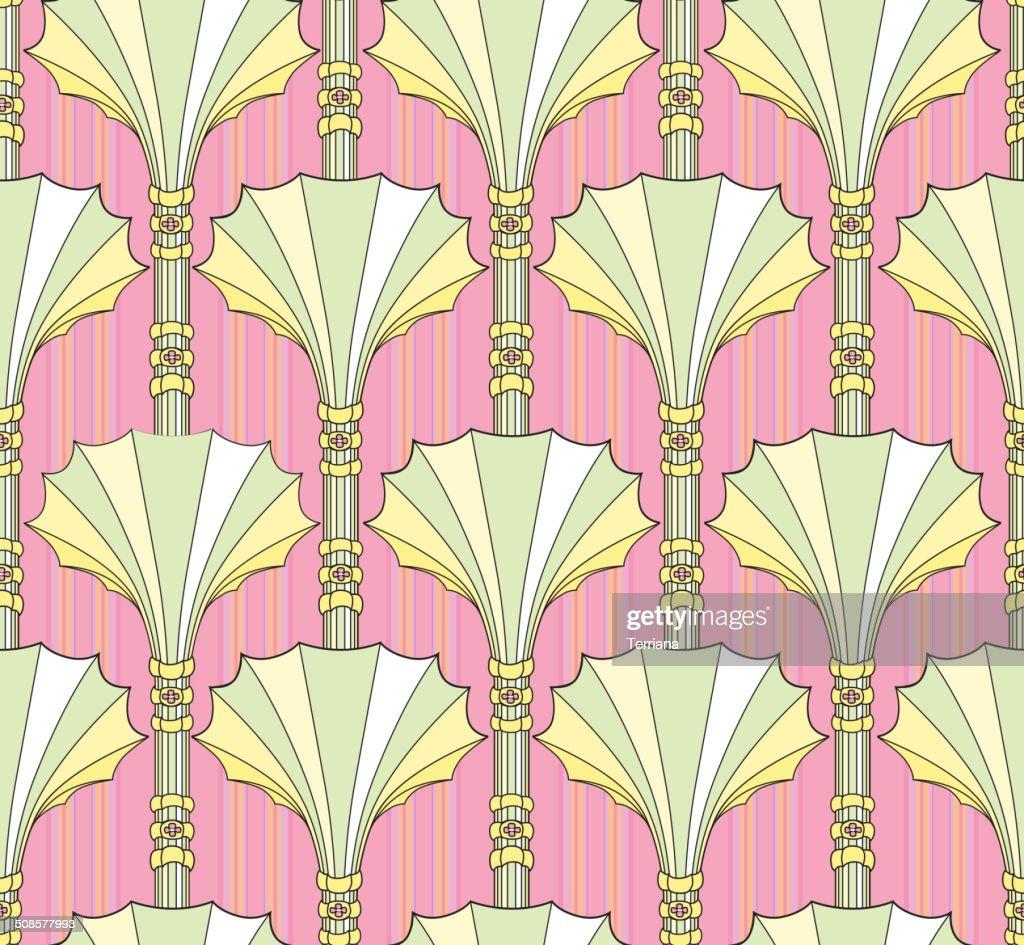 Abstract Geometric Semless pattern : Vektorgrafik