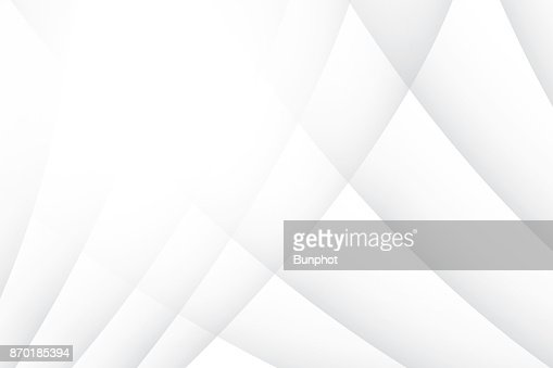 Abstract geometric white and gray color background. Vector, illustration. : Vector Art