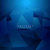 abstract geometrical 3d shapes background