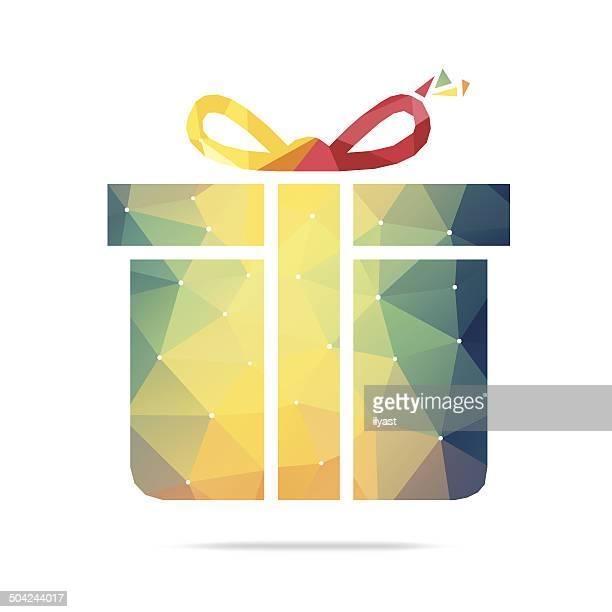 Abstrait cadeau