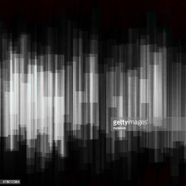 abstract gray technology stripe pattern background