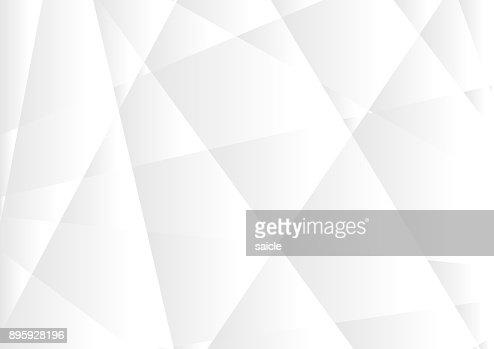 Abstract grey hi-tech polygonal corporate background : stock vector