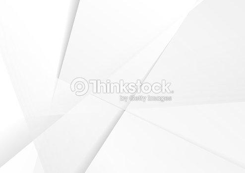 Abstrakt grau Hightech-polygonale corporate Hintergrund : Vektorgrafik
