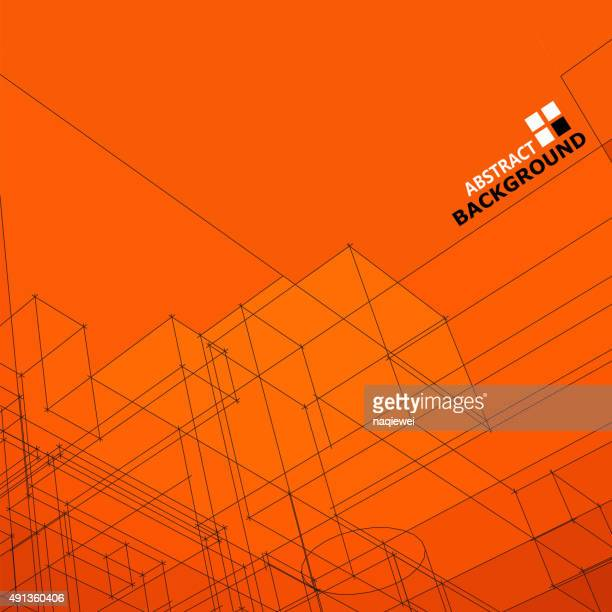 abstract line pattern background