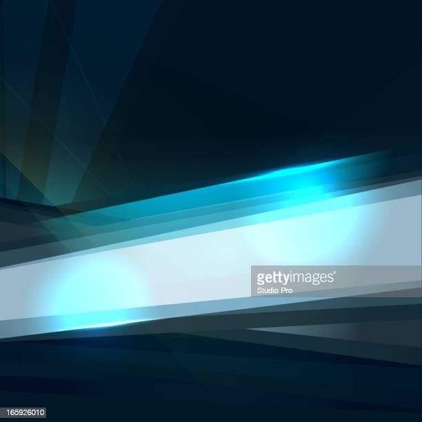 Abstract modern shiny lines background