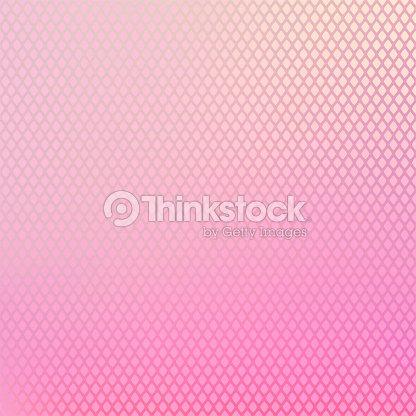 Sfondo Astratto Mosaico Con Scala Di Colore Rosa Motivo Metallizzato