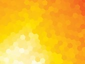 abstract pattern white yellow background