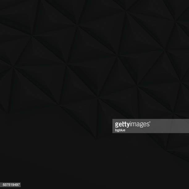 Abstrakte Polygonal Hintergrund für Design-Low Poly, geometrischen Vektor